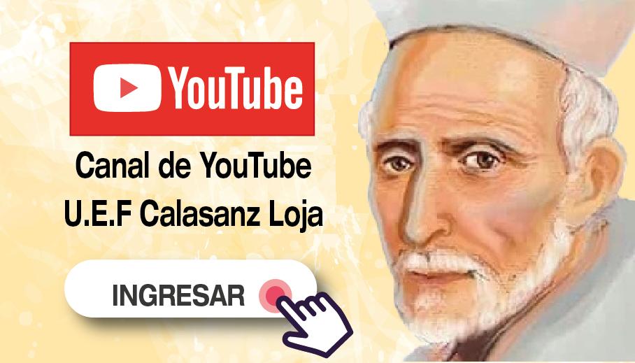 Clic para ingresar al canal de YouTube